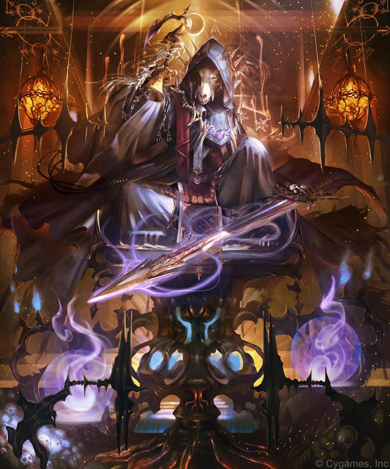 Forbidden Ritual by kazashino