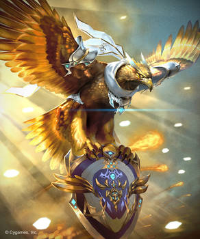 Golden Eagle (Evolved)