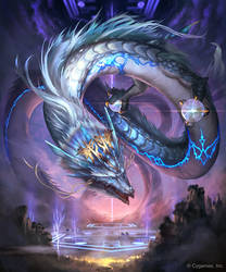 Supreme Silver Dragon (Evolved)