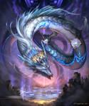 Supreme Silver Dragon (Evolved)