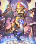 Jewel dragon (evolved)