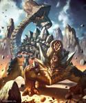 Rockback Ankylosaurus (evolved)