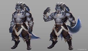 Gido (werewolf ver.)