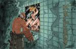 Hellboy Demon in the Mirror