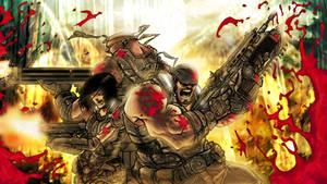 Gears of War by Walter-Ostlie