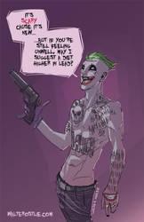 Joker Leto 1