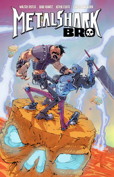 Metalshark Bro
