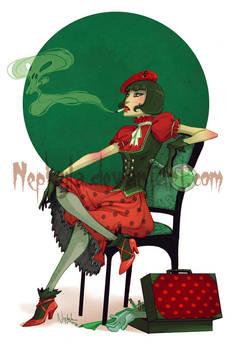 Lady Coccinelle