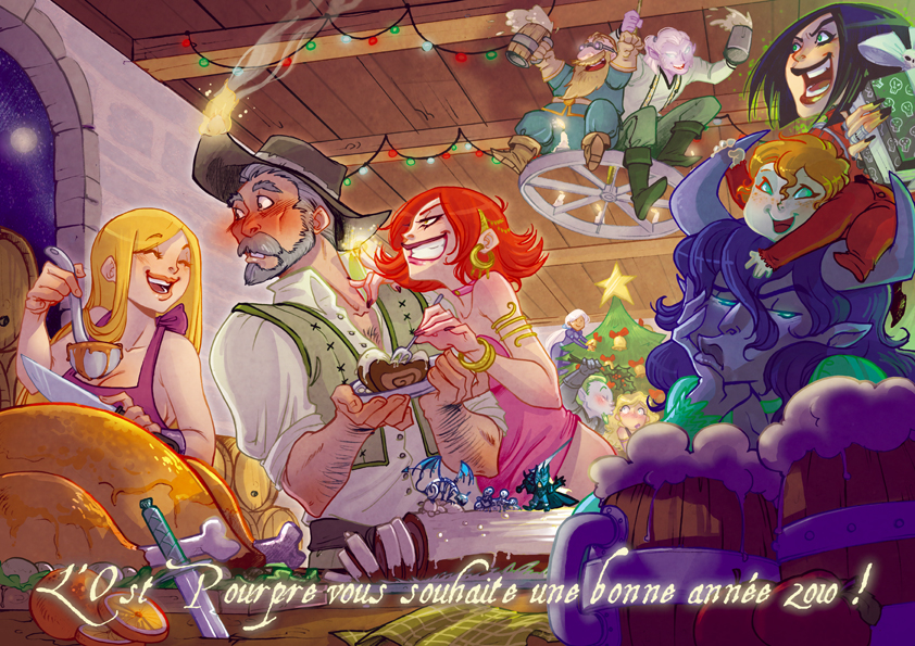 Christmas in Elwyn by Nephyla