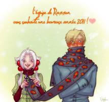+RAXXON+ Love and Knitting