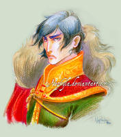 Victor by Nephyla