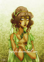 +PORTRAIT+ Anthea by Nephyla