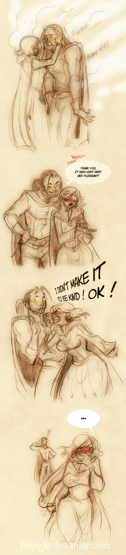 +WoW+ I'm not kind ! by Nephyla