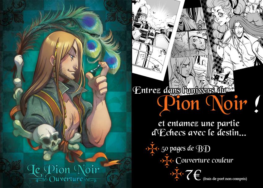+RAXXON+The Black Pawn by Nephyla