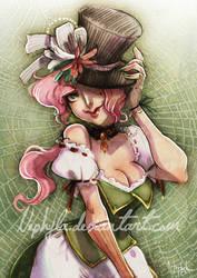 +PORTRAIT+ Miss Attic by Nephyla