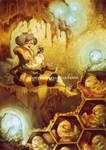 The Honey-Nursery by Nephyla