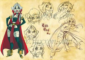 RAXXON-Lilith Onyl