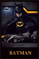 The Legend of Batman : Keaton 89