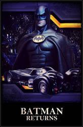 The Legend of Batman : Keaton 92 (Variant)