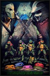 Teenage Mutant Ninja Turtles The Movie (v.1)