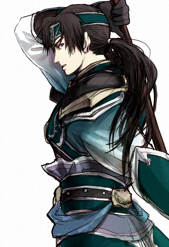 Zhao Yun by tekoyo on ...
