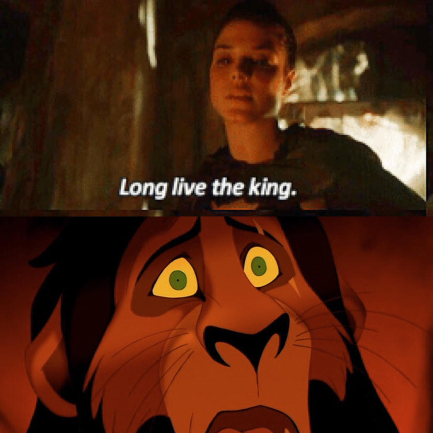 Long Live The King by ReformRalphiee