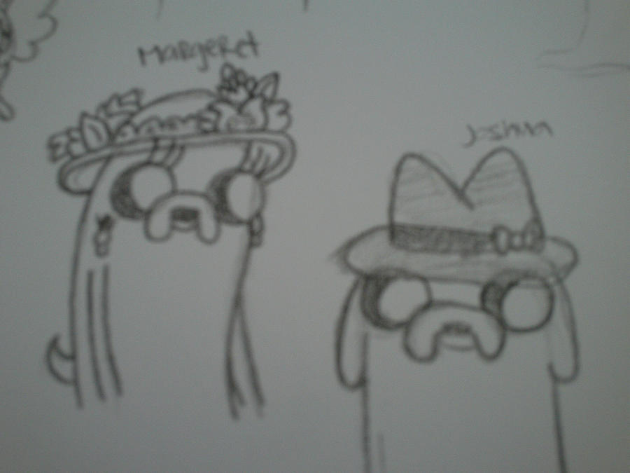 M J Sketch Images Adventure Time: M and ...