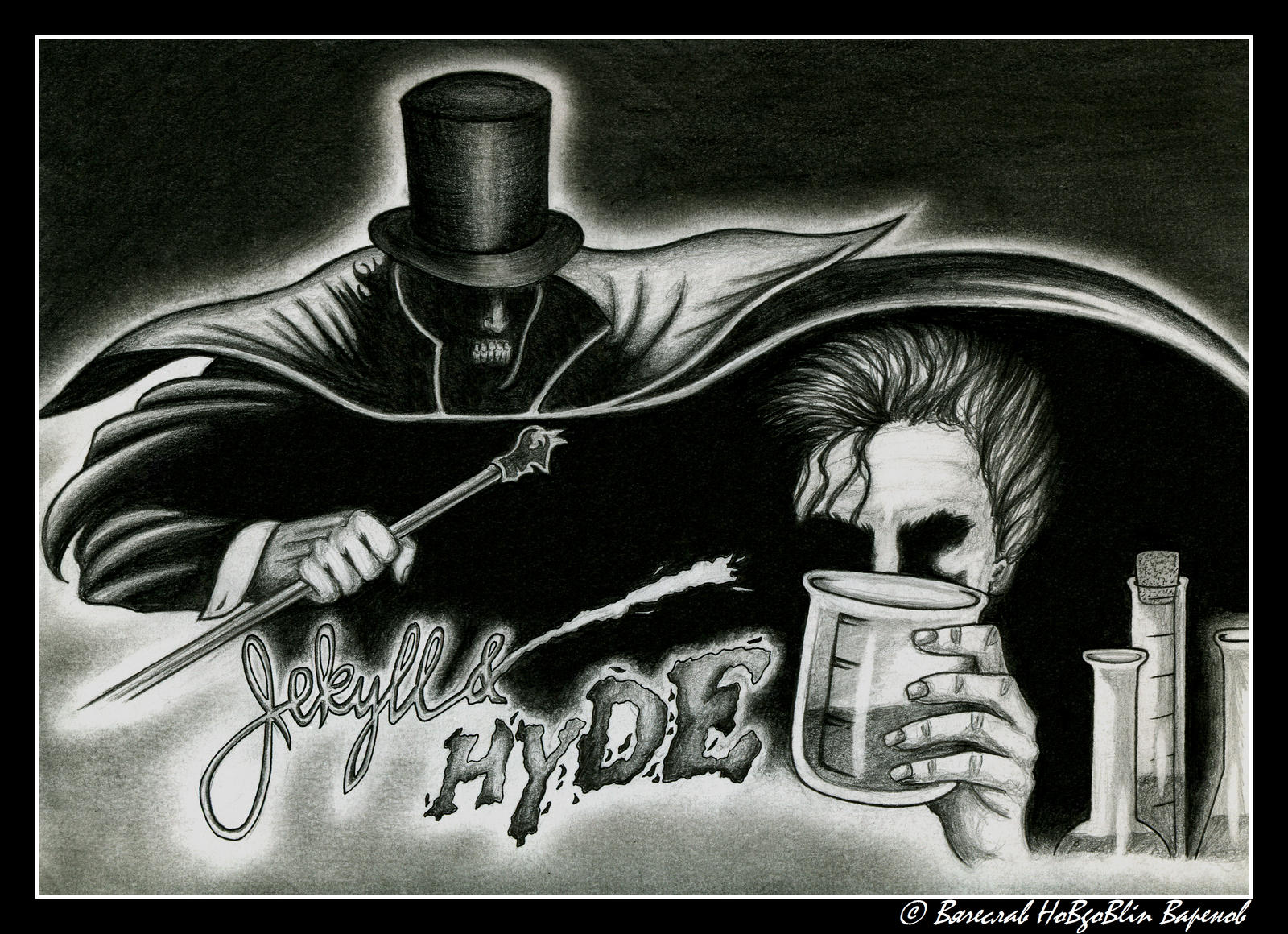 jekyll and hyde contrast A list of all the characters in dr jekyll and mr hyde the dr jekyll and mr hyde world, the world of conscious articulation or logical grammar hyde is jekyll's dark lanyon serves a foil (a character whose attitudes or emotions contrast with, and thereby.
