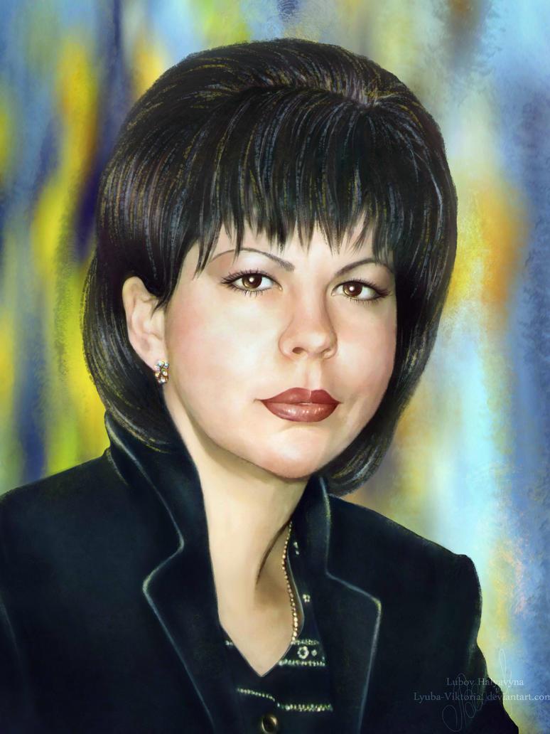 Irina by lyuba-Viktoria
