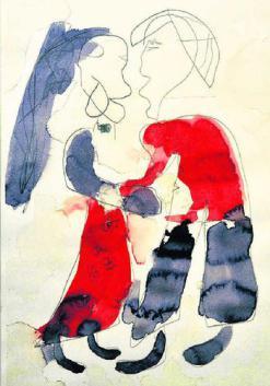 Tango, 2. Platz, Bundeskunstpreis 2011, Radolfzell