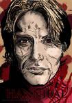 Hannibal (Comics style) by Damian-Damian