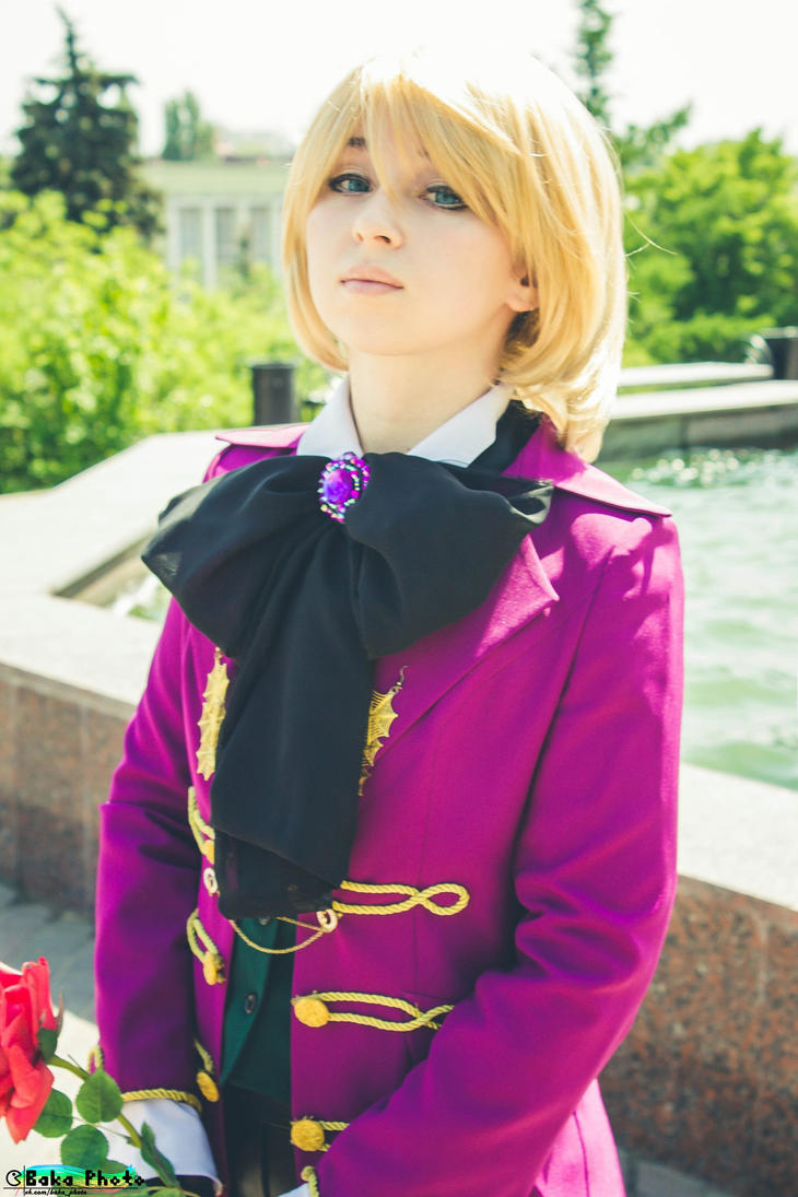 Alois Trancy Cosplay 1 by Damian-Damian