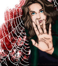 Abigail Hobbs Art by Damian-Damian