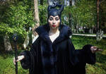 Maleficent Cosplay by Damian-Damian