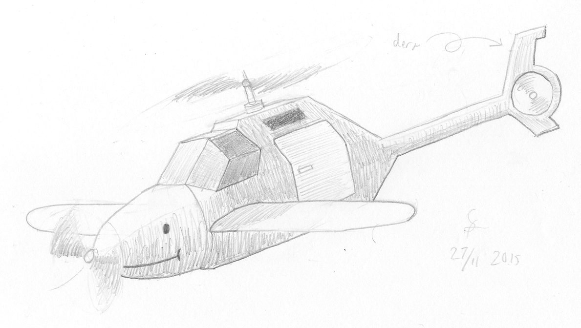 Helipropter by shook12