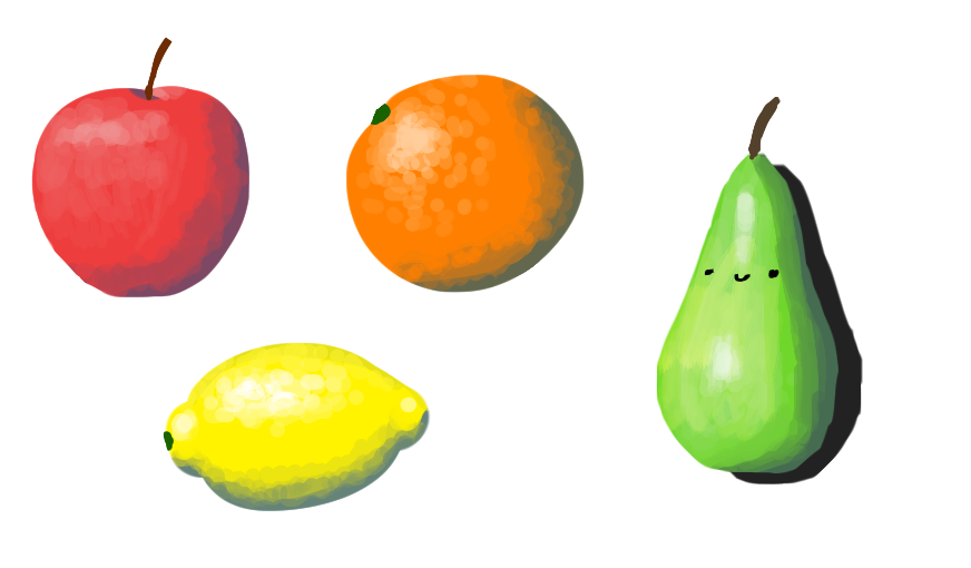 FRUITS. by shook12
