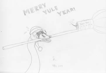 YULE YEAR by ComradeShook