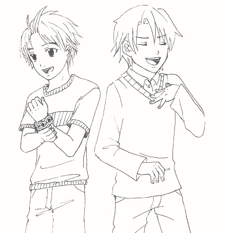 GS4: Kids by Minuiko