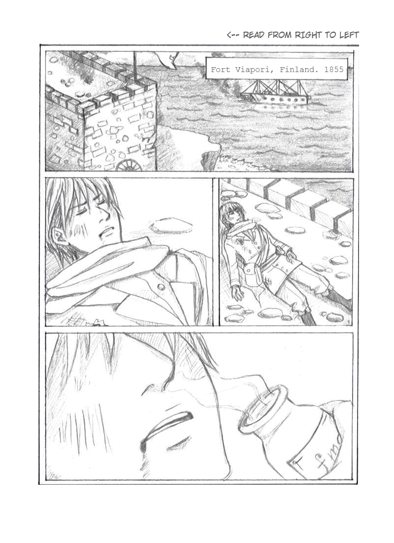 Excuses p.1 by Minuiko