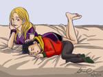 DC: Kinda cute by Minuiko