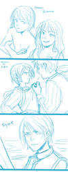 TP: alanna sketchdump by Minuiko