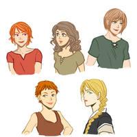 TP: Leading Ladies by Minuiko