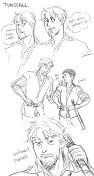 TP: Tunstall sketches