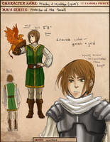 TP: Kel Design: Squire by Minuiko