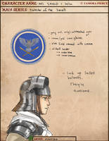 TP: Kel Shield and Helmet by Minuiko