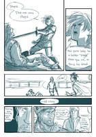 TP: Alanna comic 13 by Minuiko
