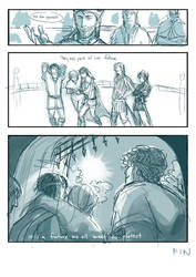 TP: Alanna comic 14 by Minuiko