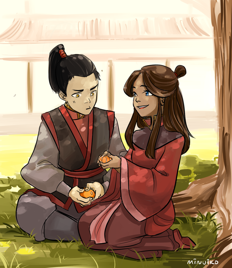 ATLA: Tempest in a Teacup by Minuiko
