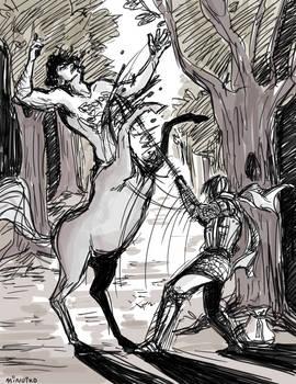 TP: centaur