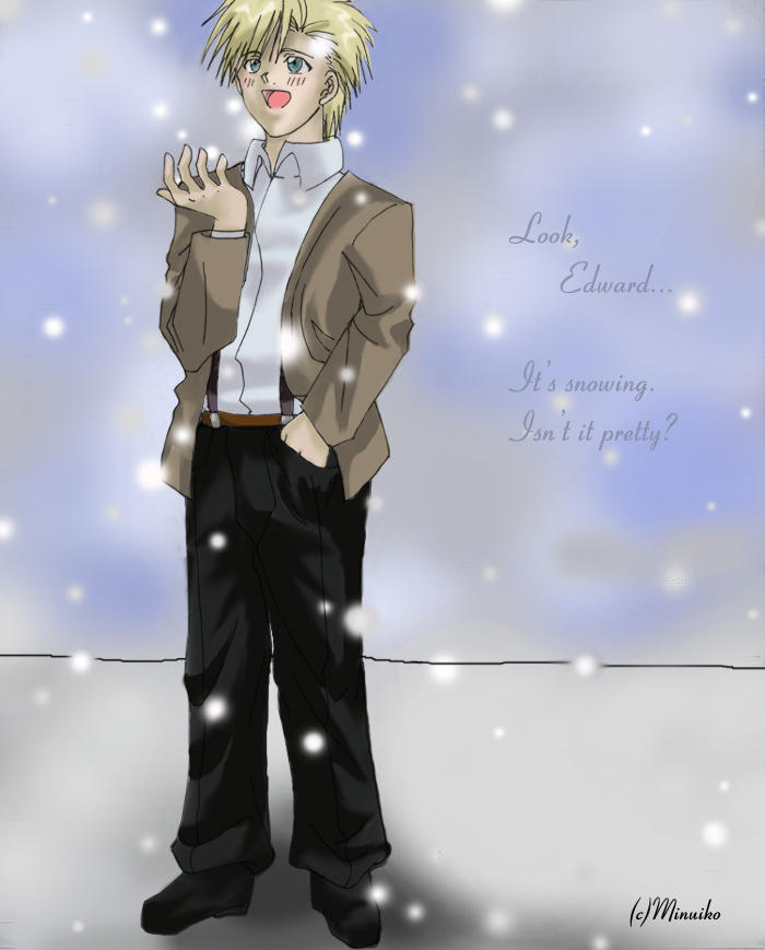 Snow by Minuiko